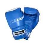 Боксерские перчатки из натуральной кожи Премиум Про 8 унц.