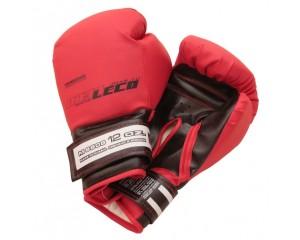 Перчатки боксерские 12 унц. красные и синие