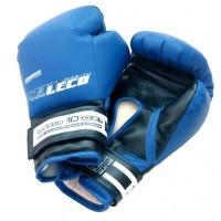 Перчатки боксерские 10 унц. красные и синие
