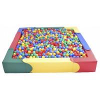 Модульный бассейн 8 элементов (200х200х30х15)