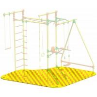 Puzzle Playground для детского спортивного комплекса Leco-IT Outdoor 2,7 х 2,9 м
