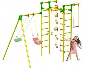 Детский спортивный комплекс LKids Outdoor 1,8 х 2,1 м