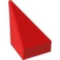 Пирамидальный элемент Gigablok's Outdoor 9 х 9 5 цветов