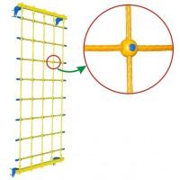 Веревочная сетка настенная Leco-IT ширина 75 см