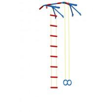 Детский спорткомплекс навесной малый Leco-IT