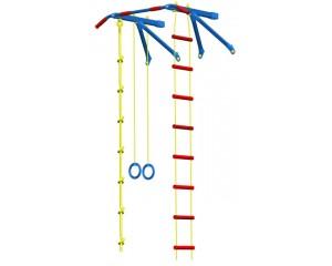 Детский спорткомплекс навесной средний Leco-IT