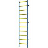 Шведская стенка Leco-IT пластиково-металлическая 280 х 75 см