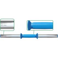 Гриф для гантели Leco-IT Pro на диам. 30 мм, 50 см, 2 кг