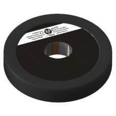 Диск 2,5 кг черный на диам. 50 мм