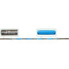 Гриф для штанги Leco-IT Pro на диам. 30 мм, 180 см, на 170 кг, вес 8 кг