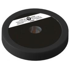 Диск 10 кг черный на диам. 50 мм