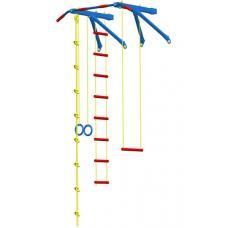 Детский спорткомплекс навесной большой Leco-IT