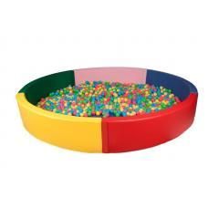 Сухой бассейн круглый 5 цветов Диам. 270