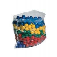 Шарики для сухих бассейнов цветные