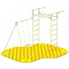 Puzzle Playground для детского спортивного комплекса L-Kids Outdoor 2,0 х 2,1 м