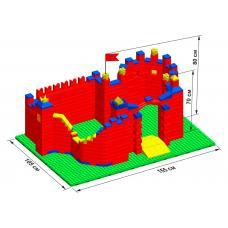 """Замок GB5"""" L на платформе 52 х 35"""