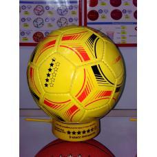 Мяч футбольный ЛЕКО Night Club 5,5 звезд, 6 класс прочности