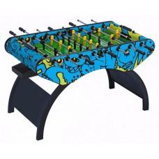 Настольный футбол (кикер) «Cosmos» (140x74x86 см, цветной)