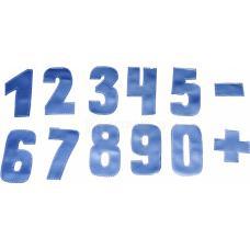 """Дополнительный набор липучек """"Цифры-знаки"""""""