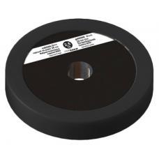 Диск 2,5 кг черный на диам. 25 мм Home