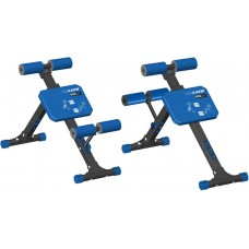 Скамья универсальная для пресса и мышц спины Leco Pro