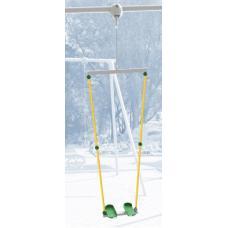 Качели для качания стоя с вращением высота подвеса 325 см.