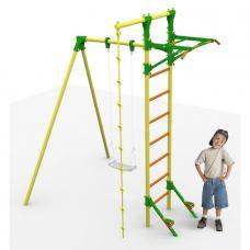 Качели (каркас) с лестницей Leco-IT Outdoor Plus