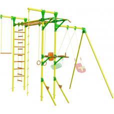 Детский спортивный комплекс Leco-IT Street 3,3 х 3,4 м