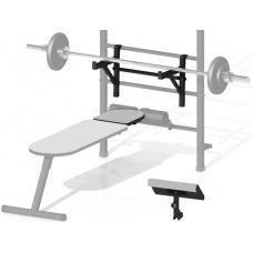 Комплект опций к скамье для пресса KSW professional  Bench Press