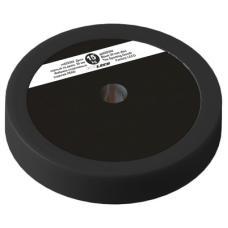 Диск 15 кг черный на диам. 30 мм