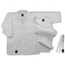 Униформа для дзюдо, рост от 110 до 190