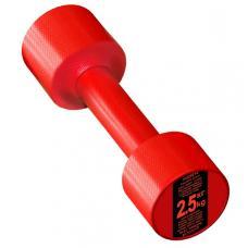 Гантель 2,5 кг