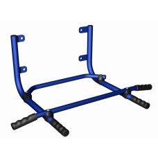 Турник настенный металлический Н.Г2.00 (синий)