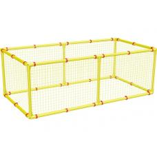 Прямоугольный детский манеж Leco-IT Home 100 х 200 см