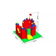 """Замок GB7,5"""" S на платформе 32 х 35"""
