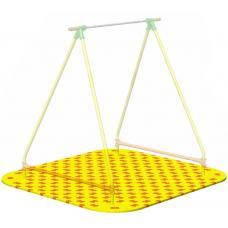 Puzzle Playground для перекладины гимнастической Leco-IT Outdoor 1,9 х 2,1 м