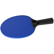 Ракетка для настольного тенниса Leco всепогодная синяя, зеленая, красная, фиолетовая