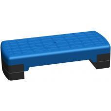 Степплатформа 68 х 28 см 2-х уровневая синяя