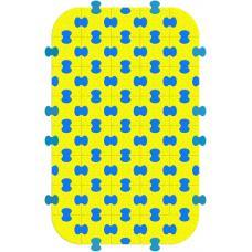Пазловое покрытие для модульного манежа 1,25 х 2 м