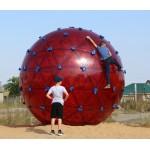 Геокуполы и шары-скалодромы диаметром 3 м