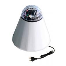 Диско-фонарь для шара-скалодрома 20 Вт с пультом управления