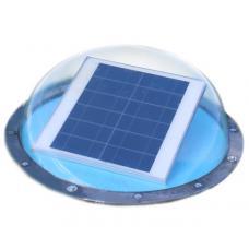 Соларбокс универсальный с солнечной панелью усиленный12 В, 18 дм2