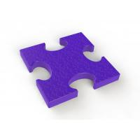 Основной элемент пазлового покрытия для игровых площадок Leco-IT