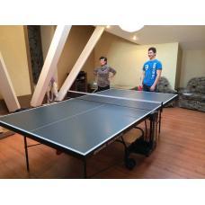 Теннисный стол Donic Indoor Roller 600 зеленый