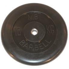 Диск обрезиненный 51 мм 15 кг