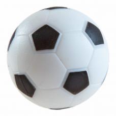 Мяч для настольного футбола AE-01, текстурный пластик D 31 мм (черно-белый)
