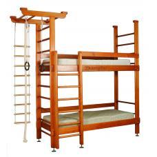 Детская мебель Kampfer Two dream (№5 Шоколадный Высота 3 м.)