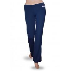 Брюки женские для фитнеса Kampfer Dark blue (XL)