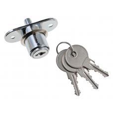 Комплект ключей с замком для