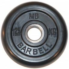 Диск обрезиненный 51 мм 1,25 кг
